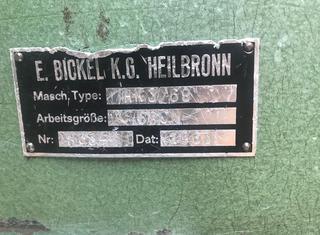 E.Bickel GmbH HKS 3/68 P210831037