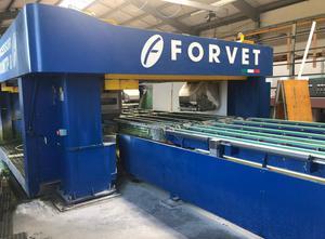 FORVET  Line CHIARA+FC1600+TRIULZI Стеклообрабатывающее оборудование для разделки кромок