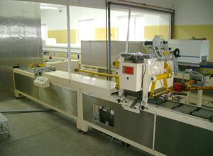 Renato Mazetti MAZ 275 Linie für Schokoladenproduktion
