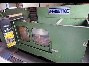 Rectificadora plana Favretto MB 100