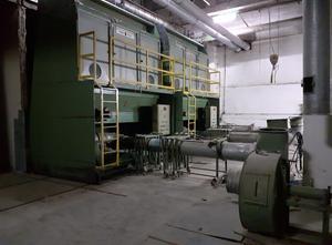 Maszyna tekstylna Italy FVC
