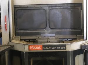 Mazak FH 680 Machining center - horizontal
