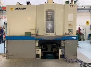 Okuma  MA50HB Bearbeitungszentrum Horizontal