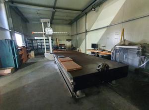 Banco de medida ZEISS FUTURA(Stietelmayer)