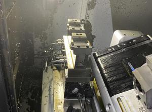 Centro de mecanizado vertical MORI SEIKI  NVX 5080/40