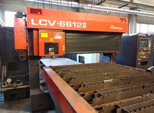 Řezačka - laserový řezací stroj Amada   LCV-6612