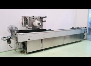 Şekillendirme, doldurma ve kapatma makinesi DIXIE VA 2000