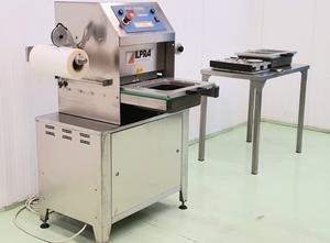 Stroj na balení vaniček do fólie ILPRA 400v/g