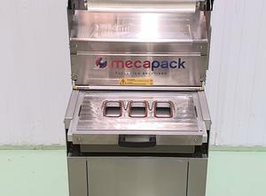 Stroj na balení vaniček do fólie JPACK TSS125