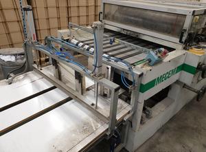 Rotační flexotiskový stroj Mecem IM652/2C+415