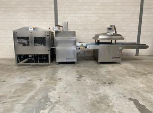 Maszyna pakująca Reepack BT 1000DL, ST80, DT80