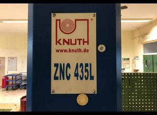KNUTH ZNC EDM 435 L P210909094