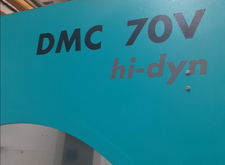 DMG DMC 100 V HY DIN P210910017