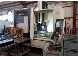 DMG MORI CMX 1100 V Machining center - vertical