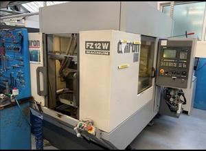 Centro de mecanizado vertical Chiron FZ12 WM
