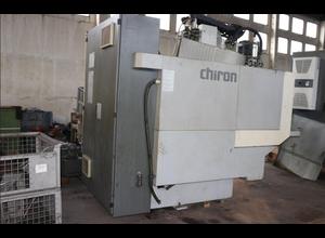 Centro de mecanizado vertical Chiron FZ 12 S MAGNUM