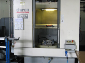 Centro de mecanizado vertical Chiron FZ 15 KW