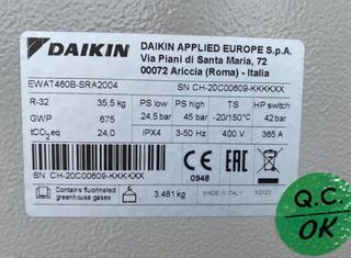 DAIKIN EWAT 460 B P210910062