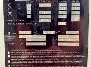 TRANE RTAD 180 P210910064