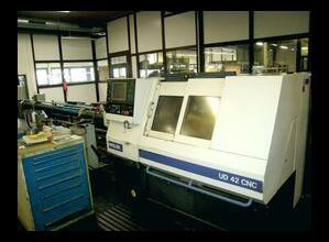Tokarka CNC WEILER UD 42 CNC