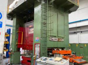 MECFOND  800 ton Гидравлический / Механический пресс