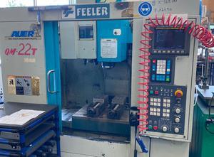 Feeler QM 22 T Machining center - vertical
