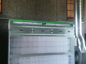 Stříkací kabina TECNO ASPIRA SRL SE3