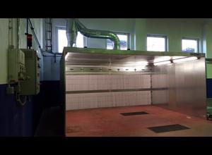 Stříkací kabina TECNO ASPIRA SRL SE5