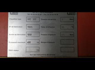 Weiss VRF 500 P210914117