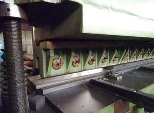 Plegadora manual FAVRIN 3100 × 30 mm CNC