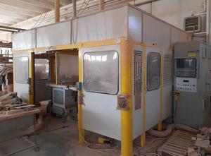 Cnc obráběcí centrum BACCI MX6 (TWIN)