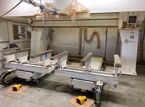 Centrum obróbcze CNC do drewna BACCI   MASTER 3000