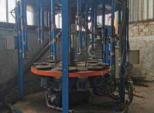 Glass Spinning Table Euroglass Machinery Italy