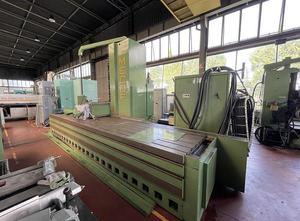 Cnc dikey freze makinesi MECOF CS 103