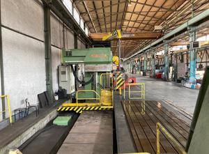 Floor type milling machine MECOF type M 1000