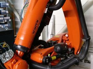 Used Kuka KR 120 R3500 K prime Industrial Robot
