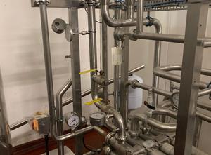 Pasterizační stroj Tetra Pak Spira Flo