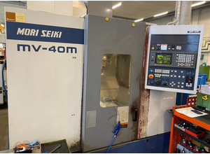 Mori Seiki MV 40 M  Machining center - vertical