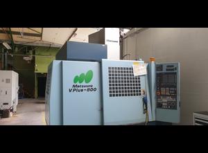 Centro de mecanizado vertical Matsuura V Plus 800