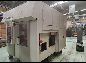 Emag VSC-400 DUO vertical turret lathe with cnc
