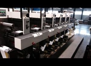 Nilpeter F280-6 Web continuous printing press