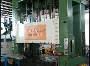 Prasa MULLER 630 ton