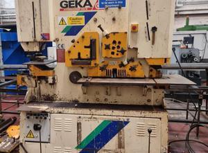 Geka 110/A Punching machine