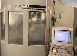 DECKEL MAHO DMU 60T Bearbeitungszentrum 5-Achsen