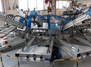 Schenk Variprint SPIDER EX 10/12 ER Машина для шелкографии