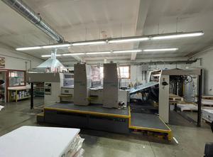 Gebrauchte ROLAND 702 P Offsetdruckmaschine 2 Farben