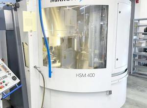 Centrum obróbcze high speed Mikron HSM 400