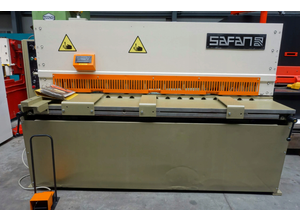 Safan VS 6-205 hydraulic shear