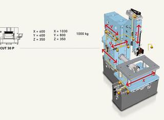 AgieCharmilles Cut 30 P P210924110