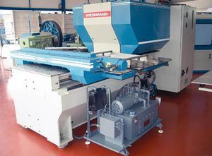 WEIDEMANN CENTRUM 1000Q CNC Stanzmaschine